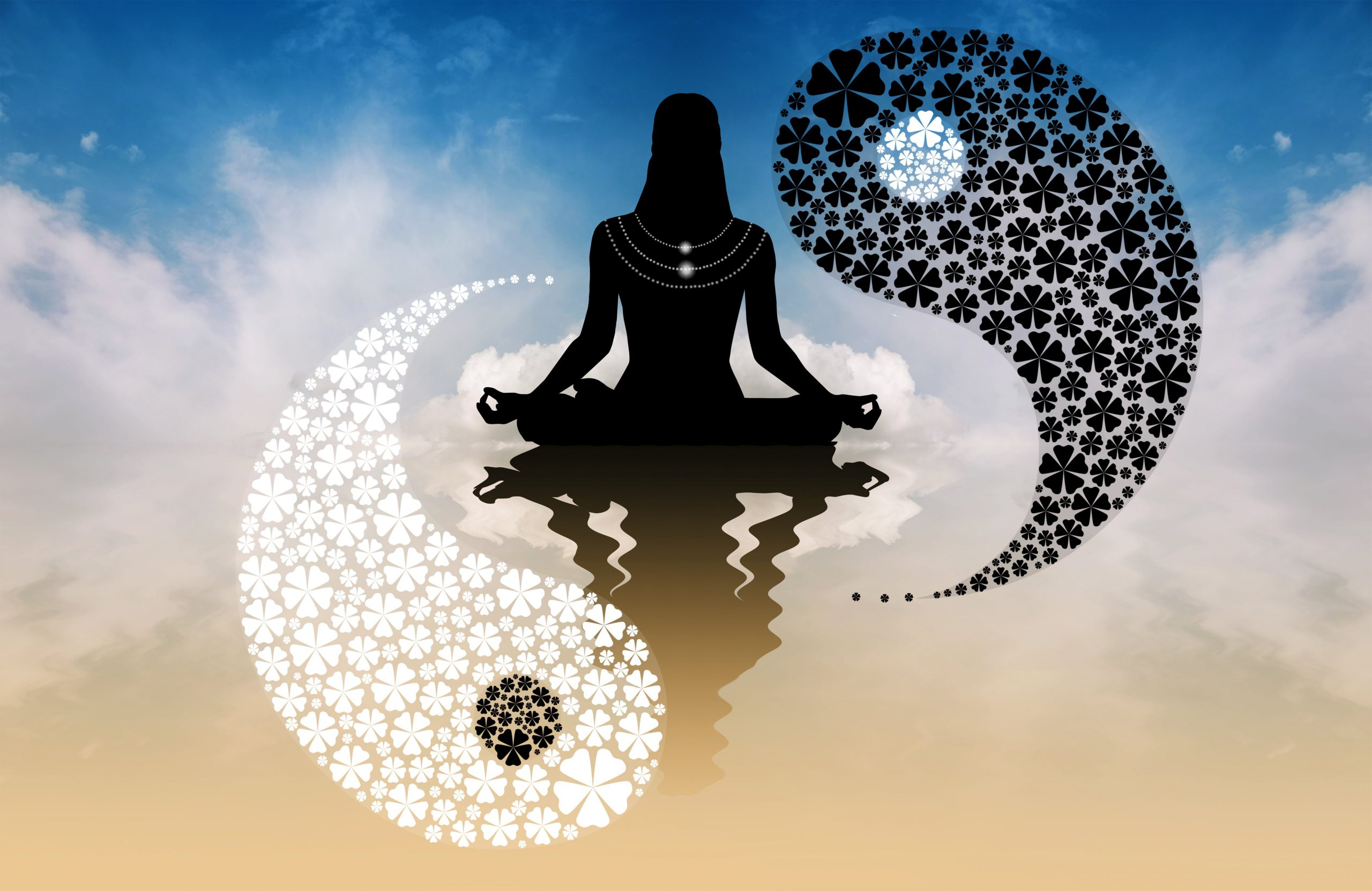 Yin /Yang posture